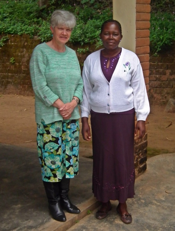 Mercy and Ruth at EBCoM