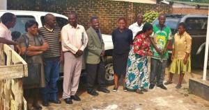 ZM and J-Life teams ready to travel to Chirombo ZEC, near Phalombe.