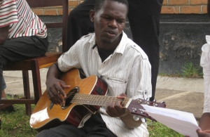 Musicians need instruments